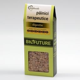 Painici crocante terapeutice digestie 100g - BIOFUTURE