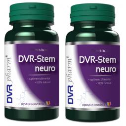 Pachet Stem neuro 60+30cps - DVR PHARM