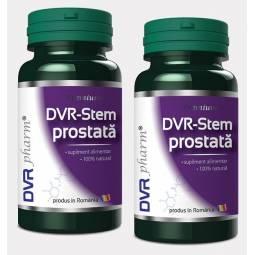 Pachet Stem prostata 60+30cps - DVR PHARM