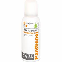 Spray regenerant piele deteriorata panthenol aloe vera 150ml - ELFA PHARM