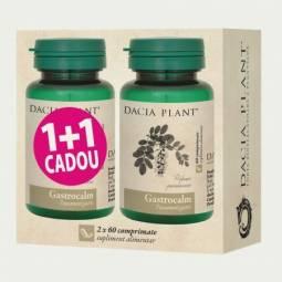 Pachet Gastrocalm {1+1} 60cp - DACIA PLANT