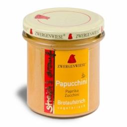 Crema tartinabila ardei zucchini Papucchini 160g - ZWERGENWIESE