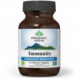 Immunity [stimuleaza imunitatea] 60cps - ORGANIC INDIA