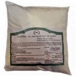 Inalbitor praf rufe percarbonat sodiu 1kg - TERRA