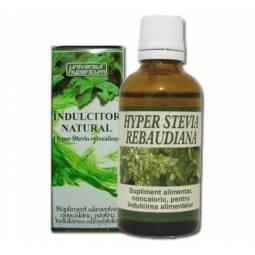 Stevie indulcitor lichid 50ml - HYPERICUM PLANT