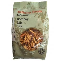 Snacks mix Bombay 225g - INFINITY FOODS