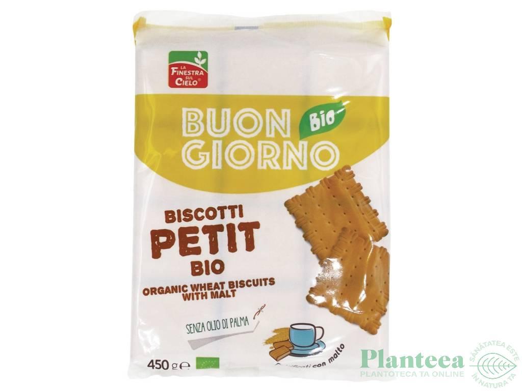 Biscuiti clasici petit grau 450g - LA FINESTRA SUL CIELO