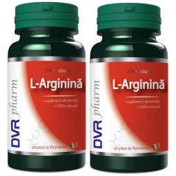 Pachet Larginina 60+30cps - DVR PHARM