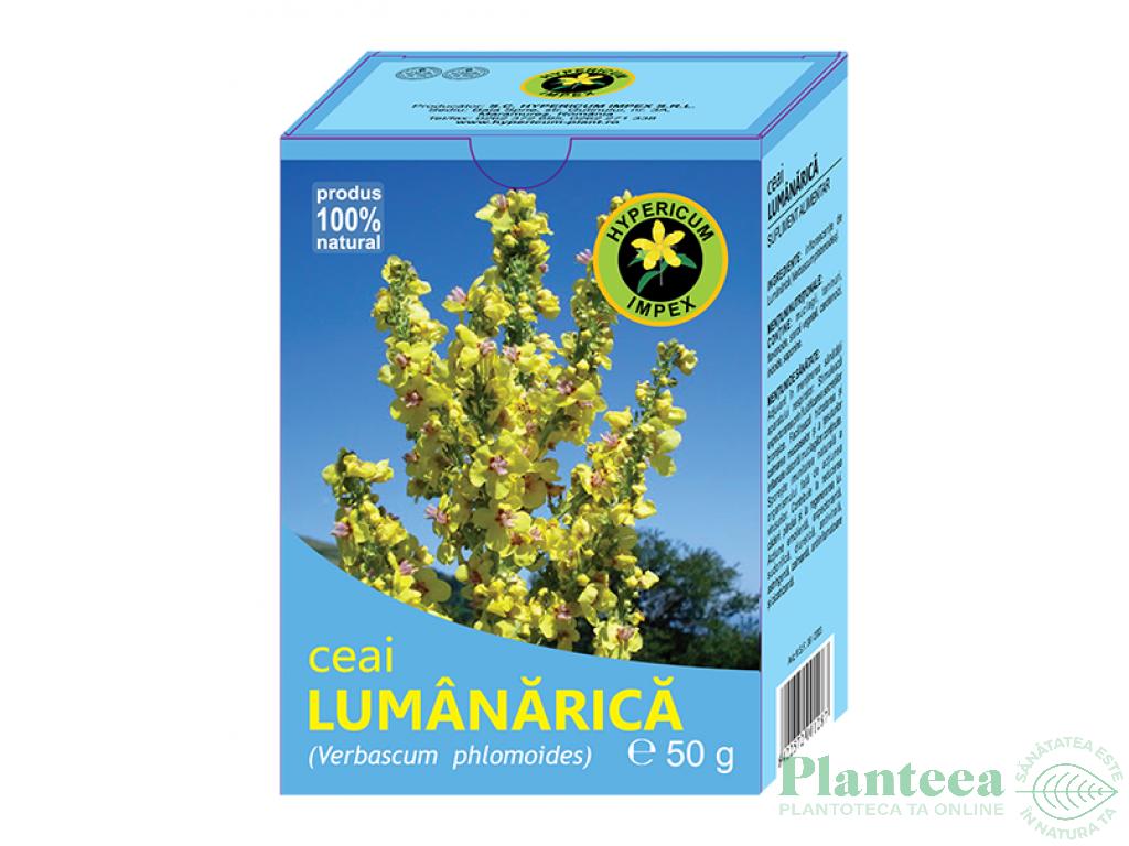 Ceai lumanarica 50g - HYPERICUM PLANT