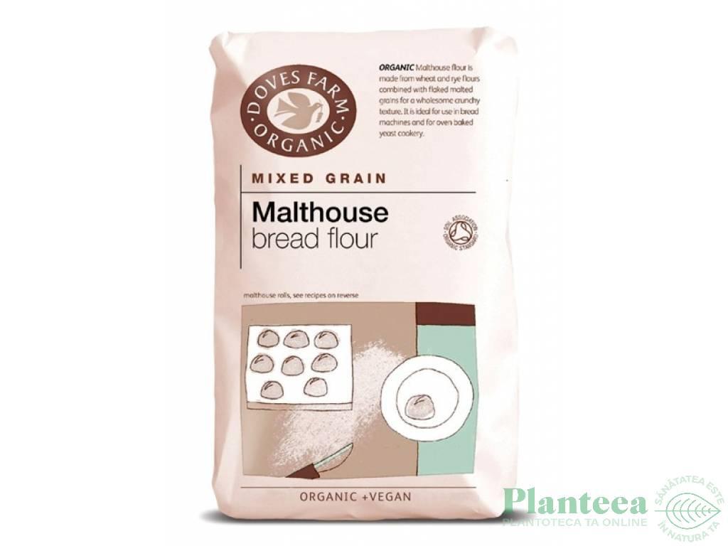 Premix paine malthouse 1kg - DOVES FARM