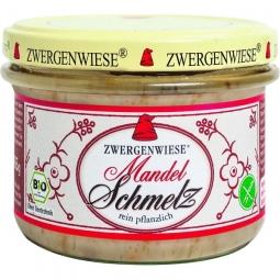 Crema tartinabila migdale Schmelz 165g - ZWERGENWIESE