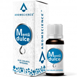 Ulei esential menta dulce 10ml - AROM SCIENCE