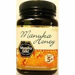 Miere Manuka umf5+ 500g - MANUKA GOLD