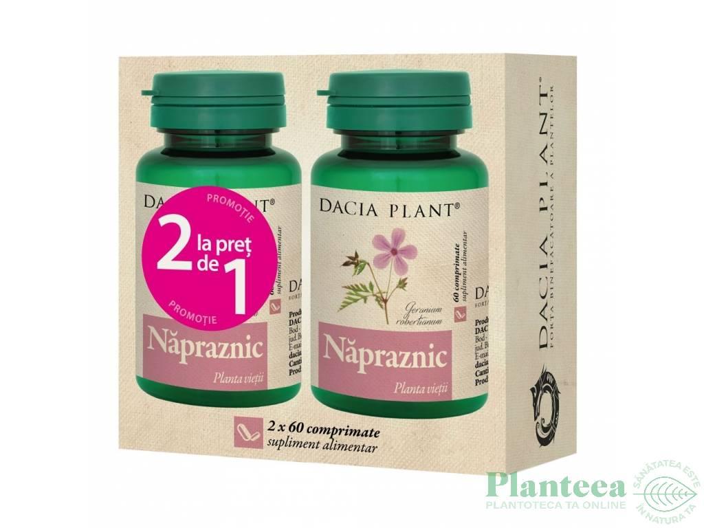 Pachet Napraznic {1+1} 60cp - DACIA PLANT