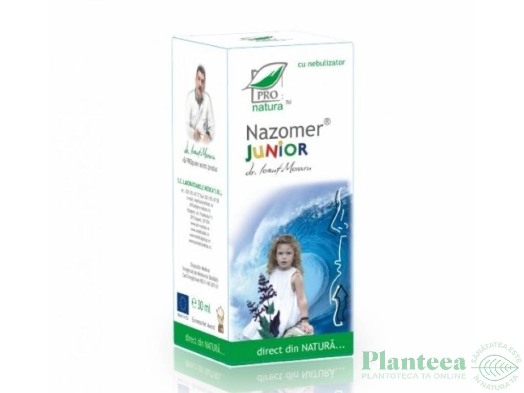 Nazomer junior 30ml - MEDICA