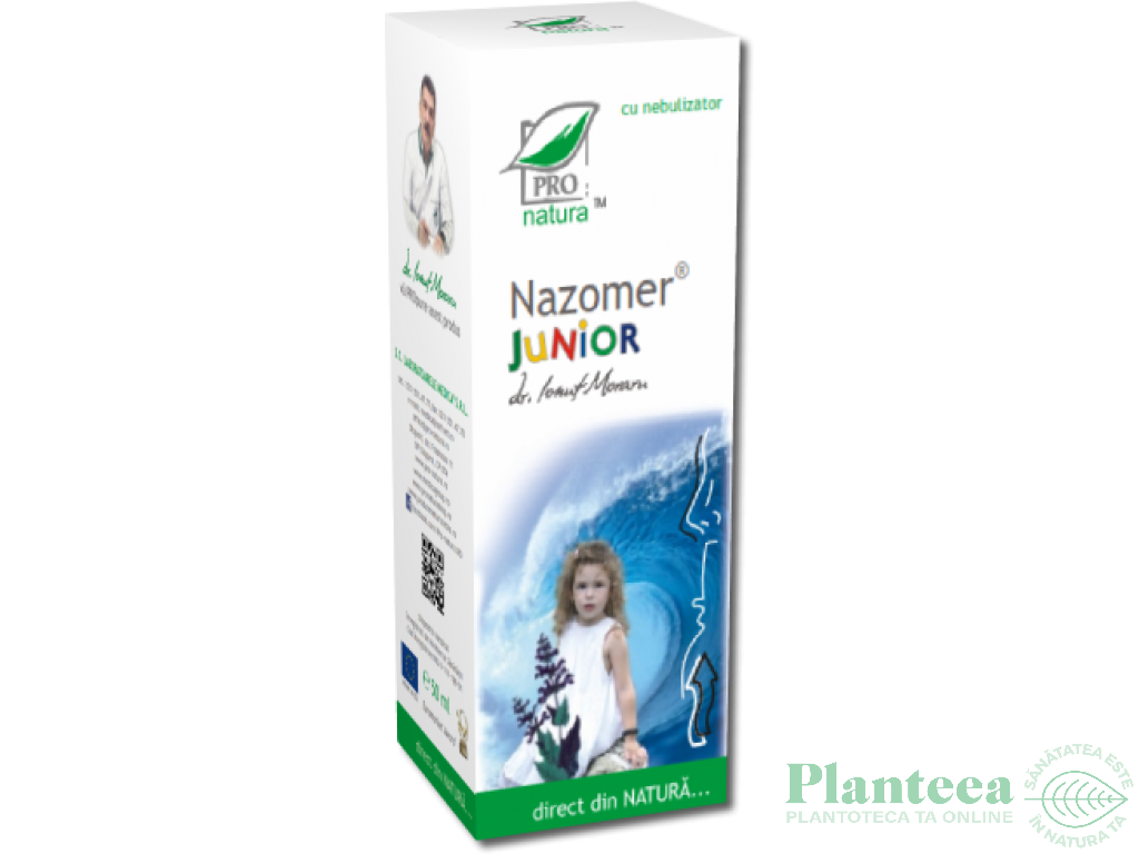 Nazomer junior 50ml - MEDICA