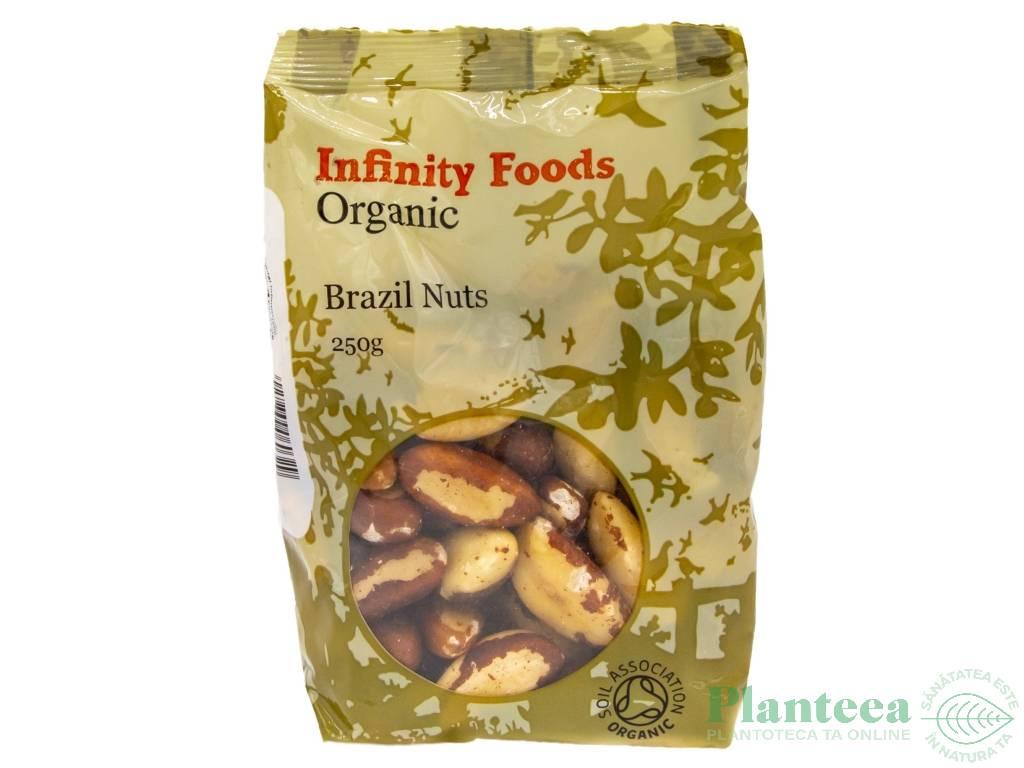 Nuci braziliene 250g - INFINITY FOODS