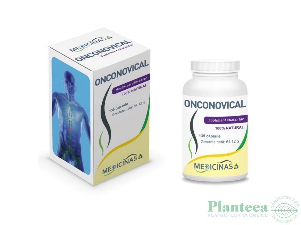 Onconovical 135cps - MEDICINAS