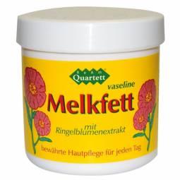 Crema galbenele Melkfett 250ml - QUARTETT