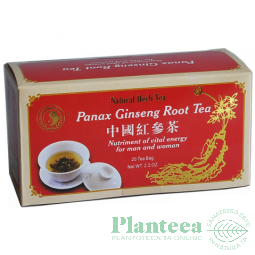 Ceai verde panax ginseng 20dz - DR CHEN PATIKA