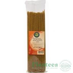 Paste spaghete integrale grau 500g - BIOPONT