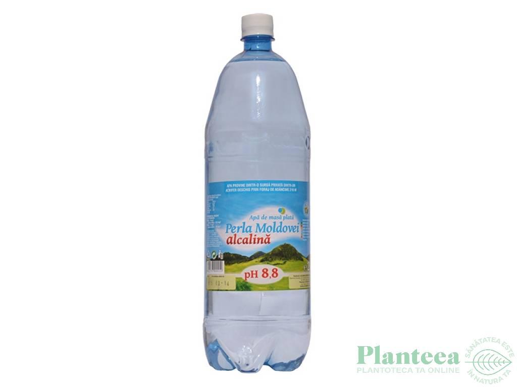 Apa plata natural alcalina 2L - PERLA MOLDOVEI