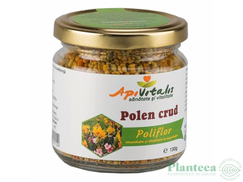 Polen crud poliflor 130g - API VITALIS