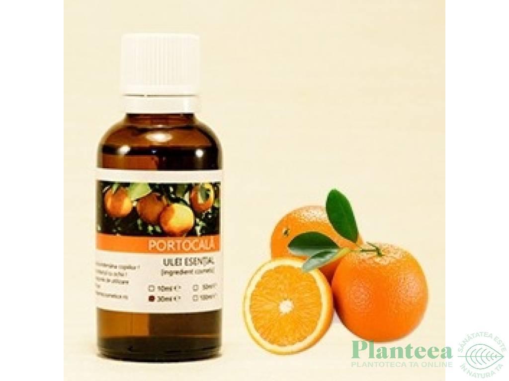 Ulei esențial de portocale pentru varice