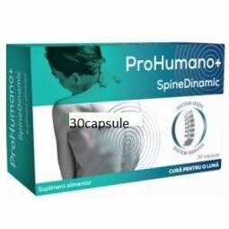 SpineDinamic ProHumano+ 30cp - PHARMA LINEA