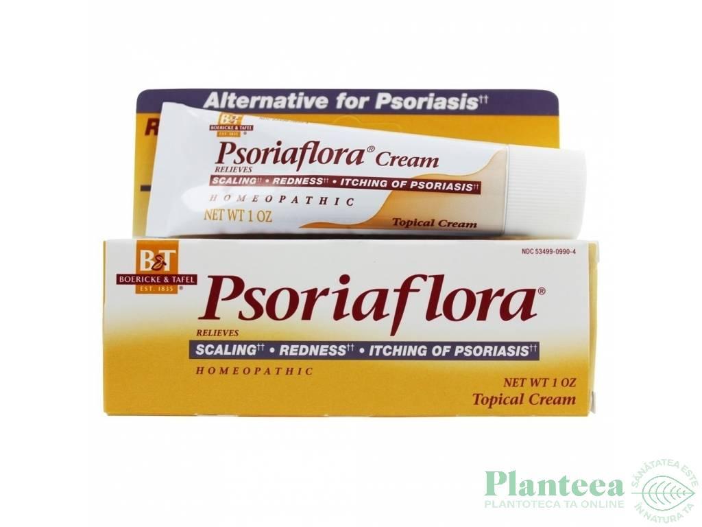 Crema psoriasis Psoriaflora 28,35g - BOERICKE&TAFEL