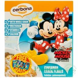 Fulgi cereale scortisoara Disney Mickey Mouse 225g - CERBONA