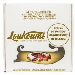 Rahat loukoumi salam_biscuiti rom 100g - ARCA TRADITIILOR