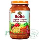 Mancarica spaghete bolognese carne vita bebe +8luni 220g - HOLLE