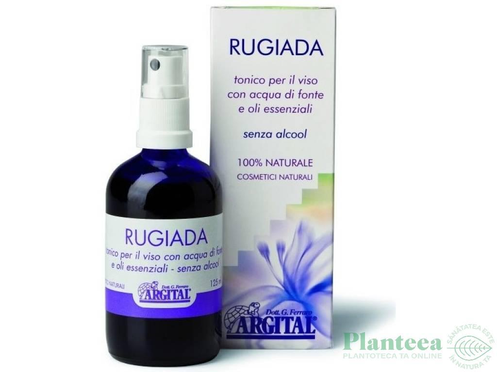 Tonic facial Rugiada 100ml - ARGITAL