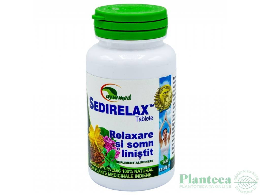 Sedirelax 100cp - AYURMED