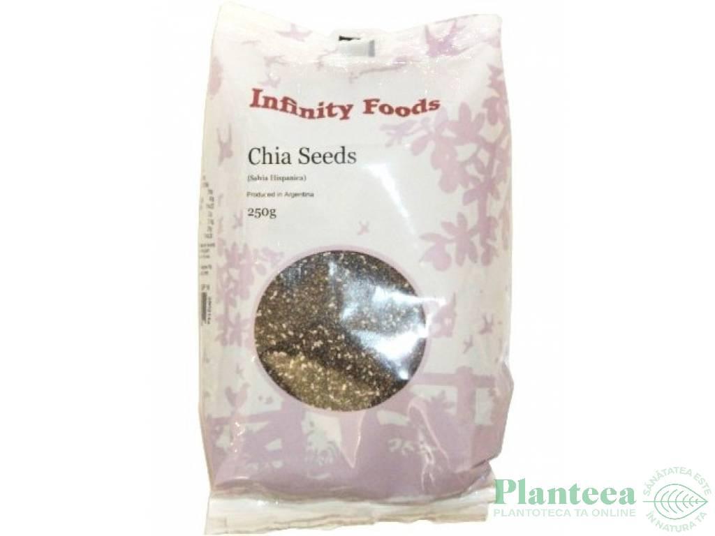 Seminte chia 250g - INFINITY FOODS