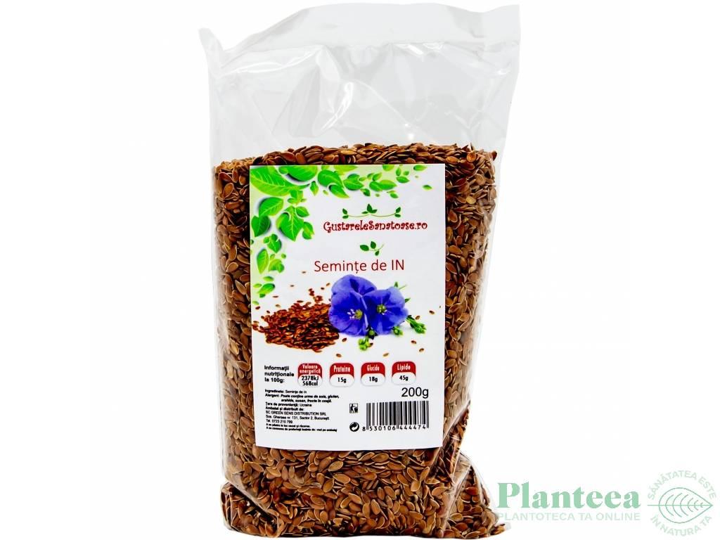 Seminte in maro 200g - GREEN SENSE