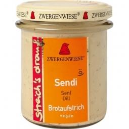 Crema tartinabila mustar marar Sendi 160g - ZWERGENWIESE