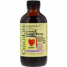 Sirop cough 118,5ml - CHILDLIFE ESSENTIALS