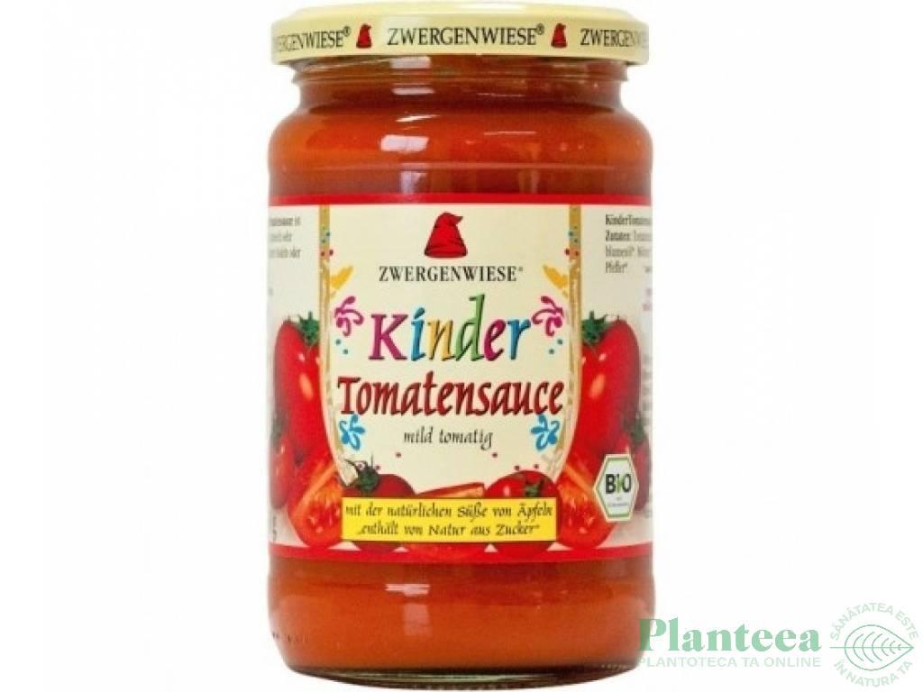 Sos tomat copii 350g - ZWERGENWIESE