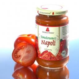 Sos tomat Napoli 350g - ZWERGENWIESE