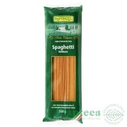 Paste spaghete integrale grau 500g - RAPUNZEL