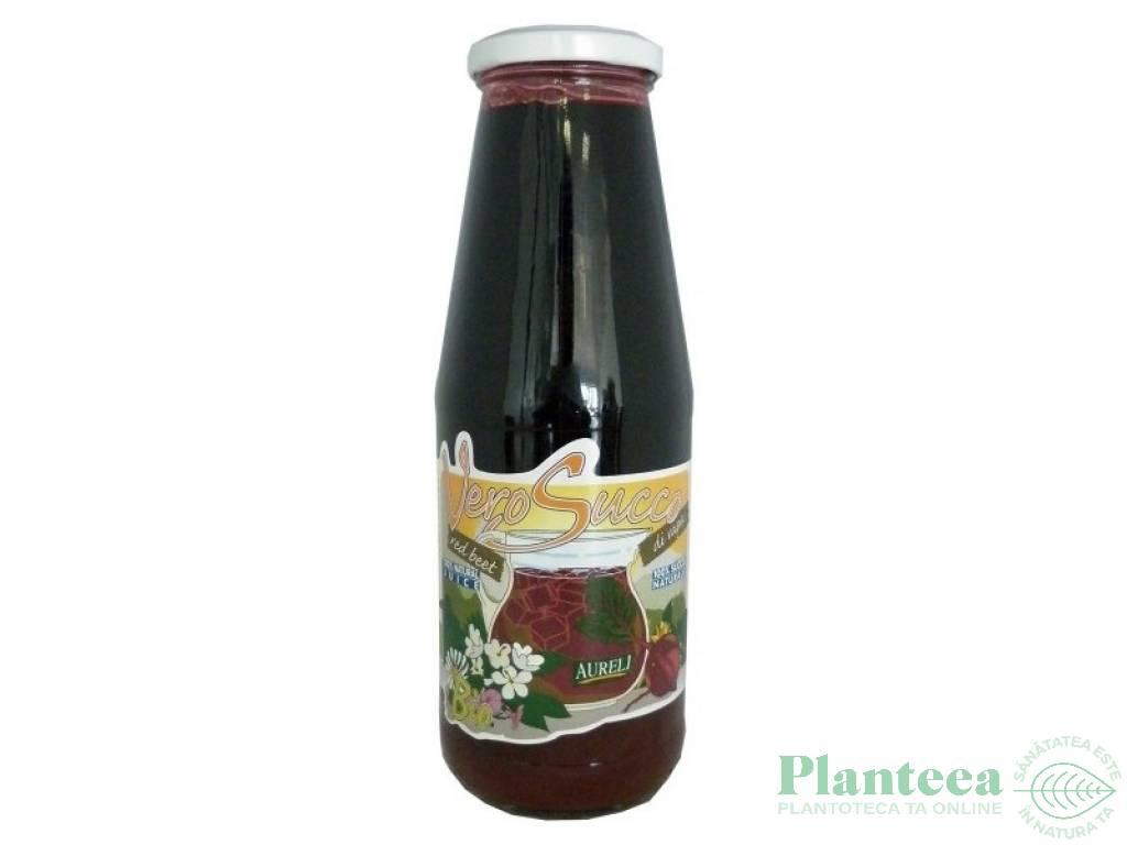 Suc sfecla rosie 720ml - AURELI