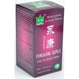 Youthful island green tea essence 120cps - YONG KANG