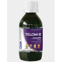 Sirop Telom R copii 150ml - DVR PHARM