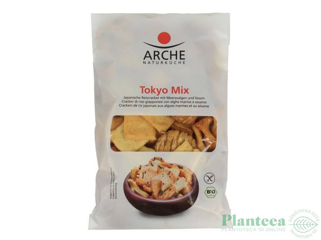 Biscuiti japonezi Tokyo Mix fara gluten 80g - ARCHE NATURKUCHE