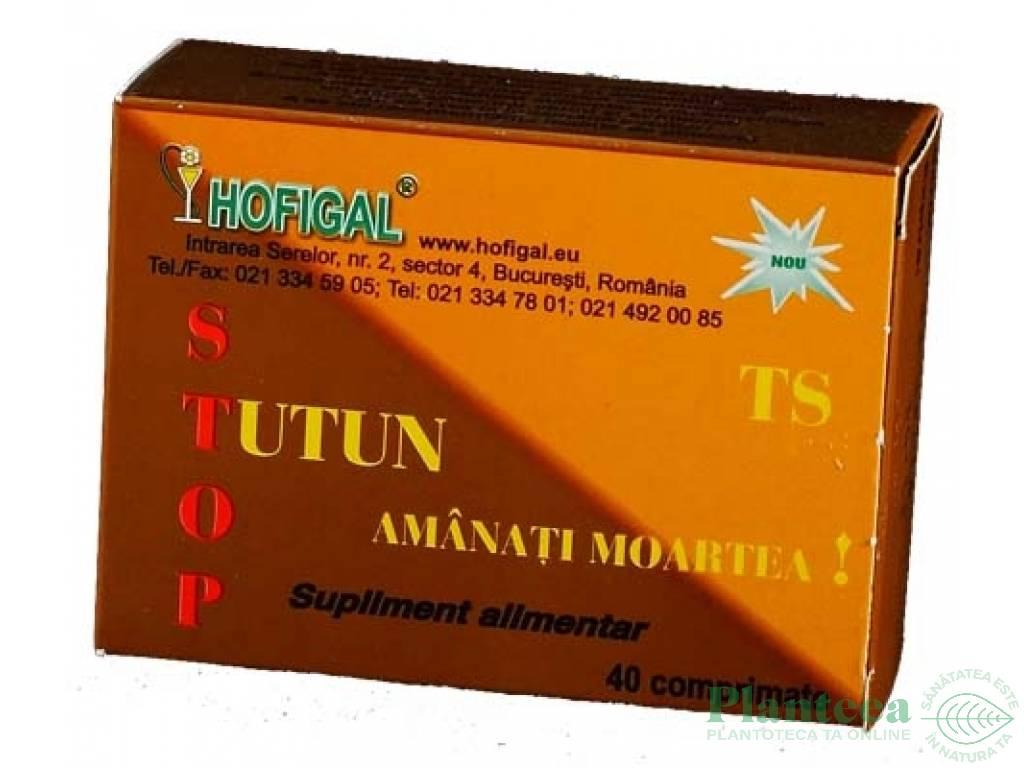 Tutun stop 40cp - HOFIGAL
