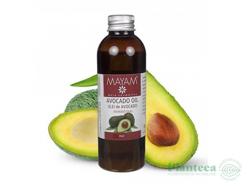articulații de ulei de avocado medicamentos