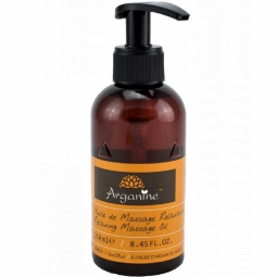 Ulei masaj relaxant Arganine bio 250ml - AZBANE