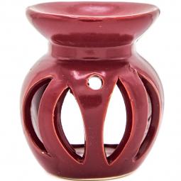 Vas ceramic ulei aromaterapie mov 1b - LCA